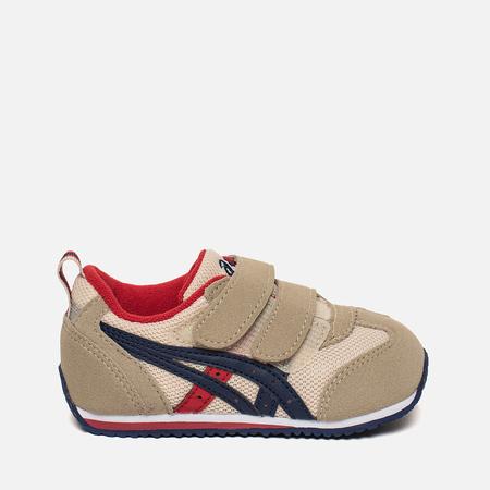 Кроссовки для малышей ASICS Idaho Baby 3 Beige/Navy