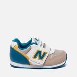 Кроссовки для малышей New Balance FS996ASI Beige/Blue фото- 0