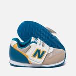 Кроссовки для малышей New Balance FS996ASI Beige/Blue фото- 1
