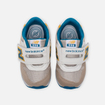 Кроссовки для малышей New Balance FS996ASI Beige/Blue фото- 4