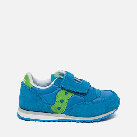Кроссовки для малышей Saucony Baby Jazz HL Blue/Green