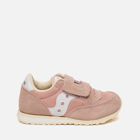 Кроссовки для малышей Saucony Baby Jazz HL Light Pink/White