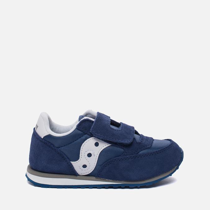 Кроссовки для малышей Saucony Toddler Jazz HL Navy/White
