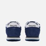Кроссовки для малышей Saucony Toddler Jazz HL Navy/White фото- 3