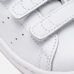 Кроссовки для малышей adidas Originals Stan Smith CF I White/White/Green фото- 7