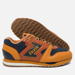 Etonic Trans Am Ghurka Sneakers Navy/Saddle photo- 2