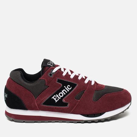 Etonic Trans Am Mesh Sneakers Burgundy/Grey/Black
