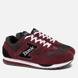Кроссовки Etonic Trans Am Mesh Burgundy/Grey/Black фото- 1