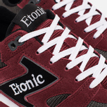 Кроссовки Etonic Trans Am Mesh Burgundy/Grey/Black фото- 5