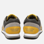 Etonic Trans Am Mesh Sneakers Charcoal Grey/Yellow photo- 3