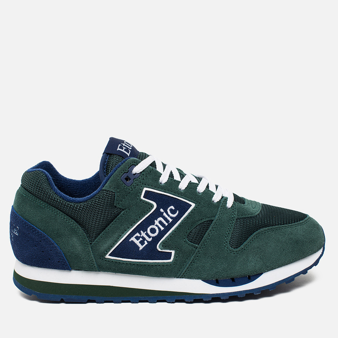 Кроссовки Etonic Trans Am Mesh Forest Green/Navy