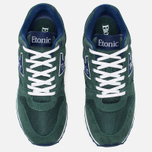 Кроссовки Etonic Trans Am Mesh Forest Green/Navy фото- 4