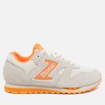 Etonic Trans Am Sneakers Mesh White/Orange photo- 0