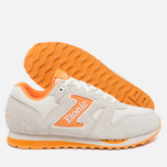 Etonic Trans Am Sneakers Mesh White/Orange photo- 2