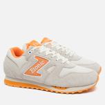Etonic Trans Am Sneakers Mesh White/Orange photo- 1