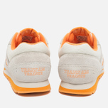 Кроссовки Etonic Trans Am Mesh White/Orange фото- 4