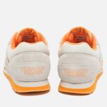 Etonic Trans Am Sneakers Mesh White/Orange photo- 4