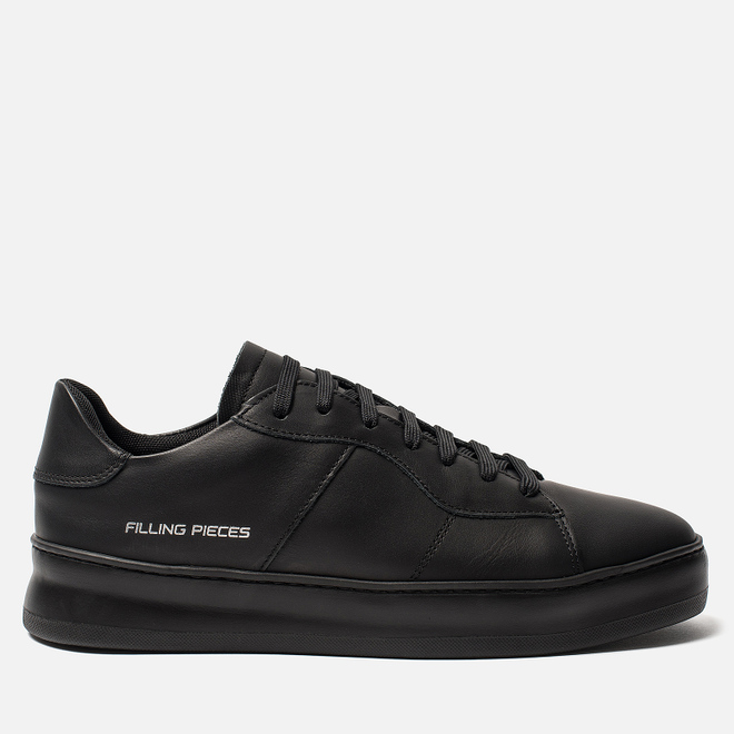Кроссовки Filling Pieces Court Light Plain All Black