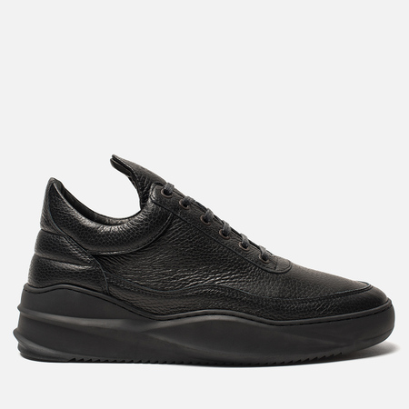 Кроссовки Filling Pieces Lean Grain All Black