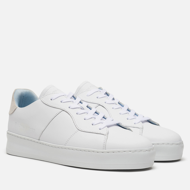 Кроссовки Filling Pieces Light Plain Court White