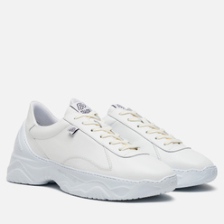 Кроссовки Filling Pieces Low Meno Shuttle Ixion All White