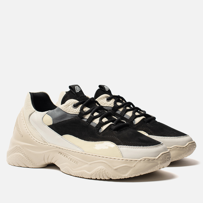Мужские кроссовки Filling Pieces Low Shuttle Orion Off White