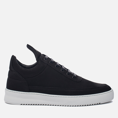 Кроссовки Filling Pieces Low Top Fundament Ripple Matt Black