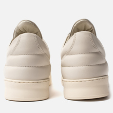 Кроссовки Filling Pieces Low Top Plain Matt Nappa Off White фото- 2