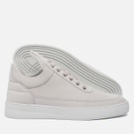 Кроссовки Filling Pieces Low Top Plain Matte Nubuck White фото- 2