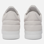 Кроссовки Filling Pieces Low Top Plain Matte Nubuck White фото- 3