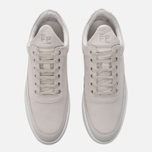 Кроссовки Filling Pieces Low Top Plain Matte Nubuck White фото- 4