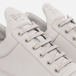 Кроссовки Filling Pieces Low Top Plain Matte Nubuck White фото- 5