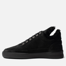 Кроссовки Filling Pieces Low Top Ripple Tinza All Black фото- 5