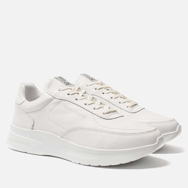 Кроссовки Filling Pieces Moda Runner Jet Linear White