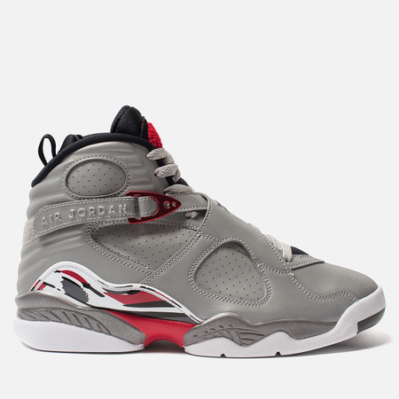 5d3cadac Кроссовки Jordan Air Jordan 8 Retro SP Reflect Silver/Hyper Blue/True Red