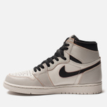 Кроссовки Jordan x Nike SB Air Jordan 1 High OG Defiant Light Bone/Crimson Tint/Hyper Pink/Black фото- 1
