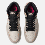 Кроссовки Jordan x Nike SB Air Jordan 1 High OG Defiant Light Bone/Crimson Tint/Hyper Pink/Black фото- 5
