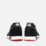 Мужские кроссовки adidas Originals Boston Super Black/Red фото- 3