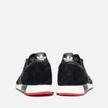 Мужские кроссовки adidas Originals Boston Super Black/Red фото- 3