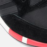 Мужские кроссовки adidas Originals Boston Super Black/Red фото- 7