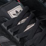 Мужские кроссовки adidas Originals Boston Super Black/Red фото- 6