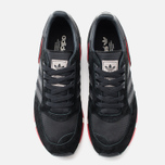 Мужские кроссовки adidas Originals Boston Super Black/Red фото- 4