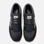 Мужские кроссовки adidas Originals Boston Super Black/Red фото- 4