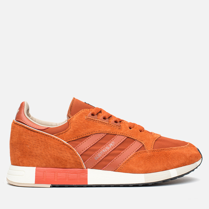Мужские кроссовки adidas Originals Boston Super Fox Red/Dust Sand