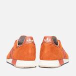 Мужские кроссовки adidas Originals Boston Super Fox Red/Dust Sand фото- 3