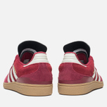 adidas Originals Busenitz Men's Sneakers Colligiate Burgundy/Gum photo- 3
