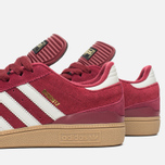 adidas Originals Busenitz Men's Sneakers Colligiate Burgundy/Gum photo- 5