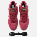 adidas Originals Busenitz Men's Sneakers Colligiate Burgundy/Gum photo- 4