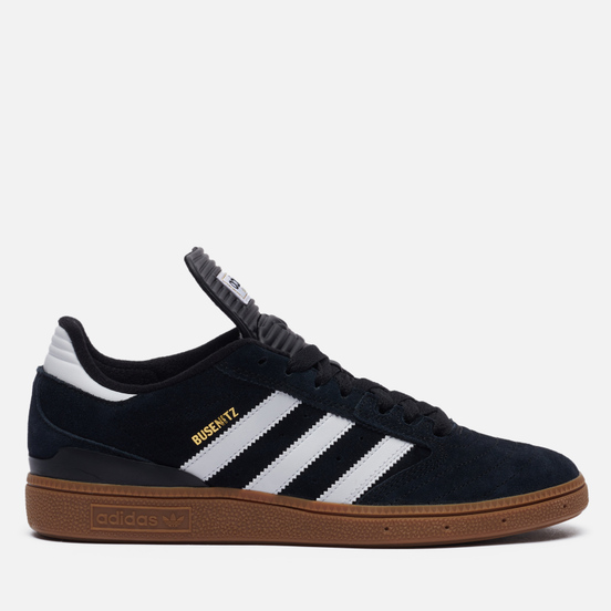 Мужские кроссовки adidas Skateboarding Busenitz Core Black/Running White