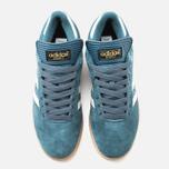 Мужские кроссовки adidas Originals Busenitz Midnight/Gum/Mist Stone фото- 4